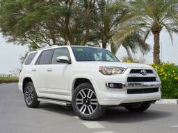 2019 Model Toyota 4Runner Limited V6 4.0L Бензин 7 мест, АКП
