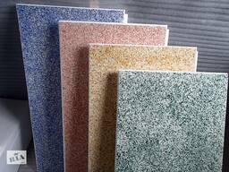 Агломератная плитка, размер 60х60 см, толщина 1, 2, 3 см
