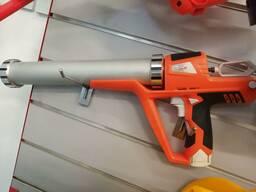 Аккумуляторный пистолет для монтажной пены NUR G 8501