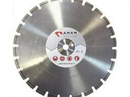 Алмазный диск д 500 мм