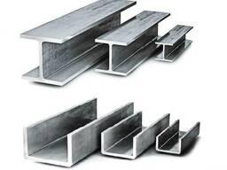 Алюминиевый тавр 20x20x2 мм АД31 ГОСТ 11930. 3-79