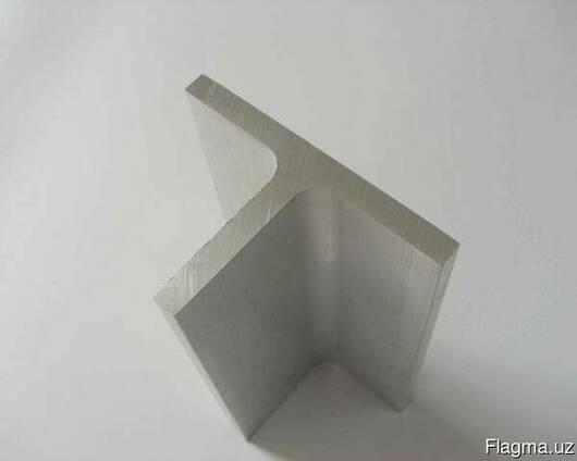 Алюминиевый тавр 30x30x1.5 мм АД31Т ГОСТ 13622-91
