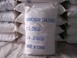 Аммоний хлористый / хлорид аммония