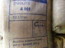Анионит ( duolite A 101 )