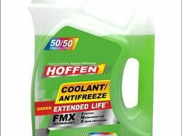 "Антифриз Hoffen1 coollant/antifreeze ""Extended lifE"" GREEN 5"