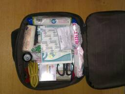 Аптечка первой помощи для Автотранспорта
