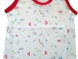 Ассортимент одежды для новорожденных