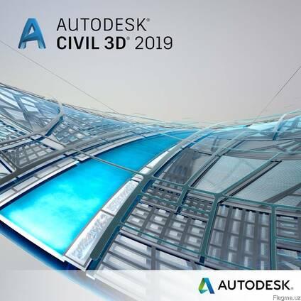 Autodesk Autocad CIVIL 3D 2019
