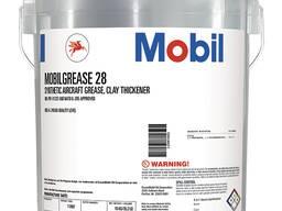 Авиационная синтетическая пластичная смазка Mobilgrease 28 (16кг)