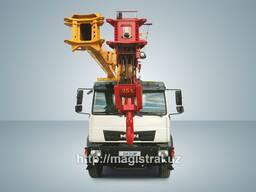 Автокран MAN CLA 31.280 6x4 BB