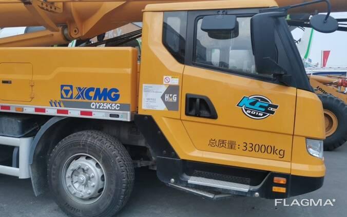 АВТОКРАН XCMG QY25K5C новый модель в Ташкенте