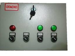 Автоматическая система контроля и управления насосами бассей