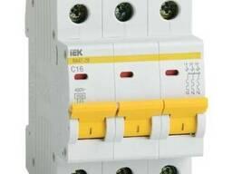 Автоматические выключатели серии ВА 47-29 0.5 -100 A