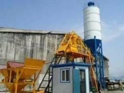 Бетонный завод 25 куб/час