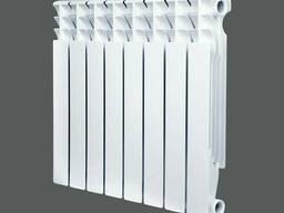 Биметаллический радиатор отопления Лонтек.