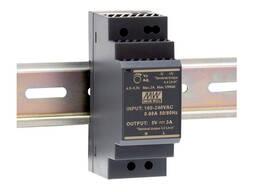 Блок питания HDR-30-24 1.5A MEAN WELL