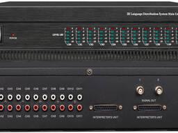 Блок синхроперевода AGILE BLS-8206M (12 каналов)