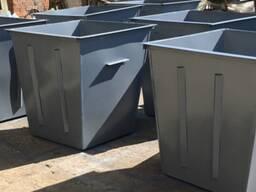 Бочки металлические, емкости, контейнера