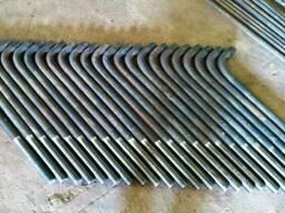 Болты фундаментные изогнутые тип 1. 1 42 мм М42 ГОСТ 24379. 1-