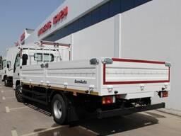 Бортовой грузовик Исузу NQR 71PL
