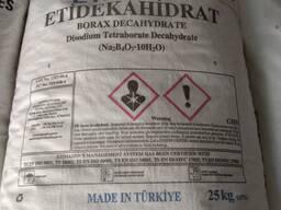 Тетраборат натрия (Бура)