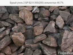 """Бурый уголь марки 2 БОМСШ-Б2 0-50 зольностью 46.7%, ОАО """"Узб"""