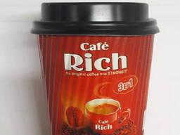 Cafe Rich 22 гр в Гофра бумаж стакане