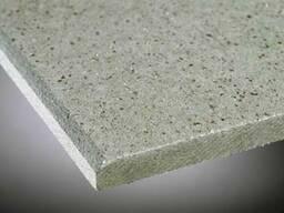 Цементно-волокнистые плиты (водостойкие) 2500х1200х18мм