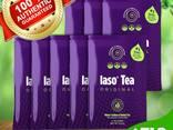 """Чай """"Iaso"""" натуральный детокс из 9 лекарственных трав - фото 5"""