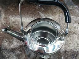 Чайник из нержавеющей стали 3л