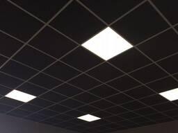 Чёрные потолки и черные стеновые панели Rockfon - фото 6
