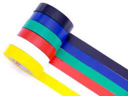 Цветные изоленты из ПВХ