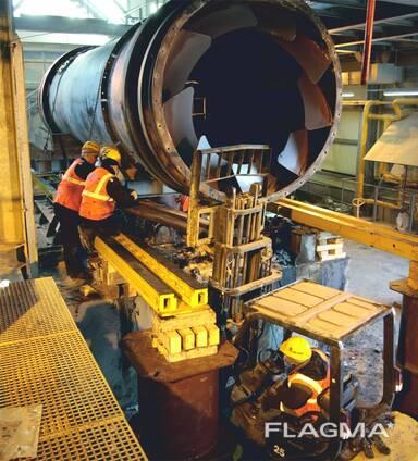 Демонтаж промышленного и технологического оборудования