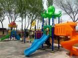 Детские стульчики, детские горки, площадки, качели - фото 5