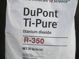 Ti-Pure R-350 Диоксид титан Dupont Для пластмасс и ПВХ