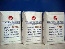 Диоксид титана Ti-PureTM R-218