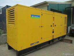 Дизельный генератор aksa as-825