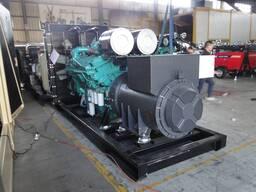 Дизельный генератор GTL Power