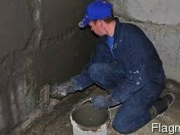 Для гидроизоляции бетонных поверхностей Пенетрон