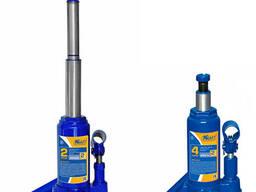 Домкраты гидравлические бутылочные телескопические