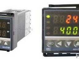 Доставка установка настройка терморегуляторов REХ-С100 и др