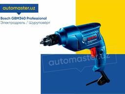 Дрель электрическая Bosch GBM 340 Professional