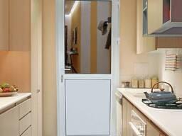 Двери пластиковые, межкомнатные ПВХ двери