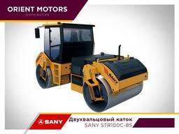 Двух-вальцовый каток SANY 10 тонн