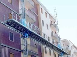 Двухмачтовая рабочая платформа MABER MB P 02/150 (Италия)