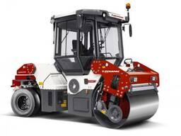 Dynapac CC2200C комбинированный асфальтовый каток, 8 200 кг.