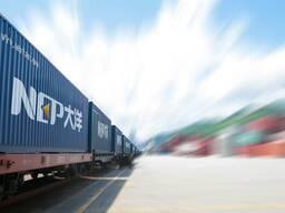 Экспорт Узбекистан- Китай в контейнерных поездах. Авиагрузы.