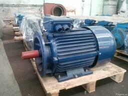 Электродвигатель 55 кВт/1500 об/мин