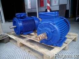 Электродвигатель 75 кВт/1000 об/мин