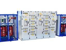 Подстанции трансформаторные комплектные (общепромышленные)